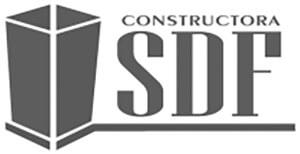 Logo principal - Constructora SDF